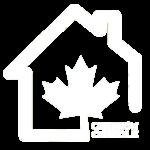 logo osiedle czekanow biale